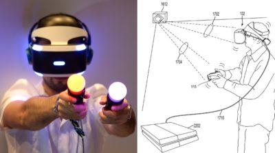 PlayStation VR 擬開發近似 HTC Vive 光學追蹤設備