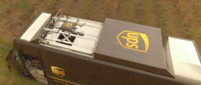 UPS 利用 Workhorse Horsefly 無人機系統測試家居送貨