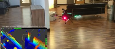 exyn-ai-drone 人工智慧 無人機