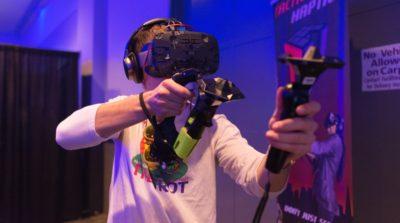 宏達電行動 VR 眼鏡 2017 年內上市 規格或媲美 HTC Vive