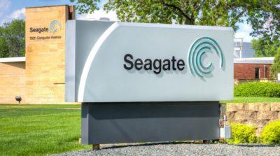 seagate-drone 希捷 無人機