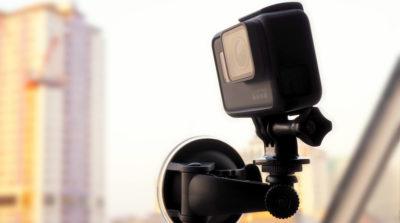 GoPro HERO 6 8K 360 度拍攝