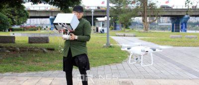 專訪台灣空拍達人休伯特 解構無人機穿越航拍密技徹底解說