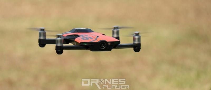 趣味模組任意安裝!Wingsland S6 飛行航拍功能評測