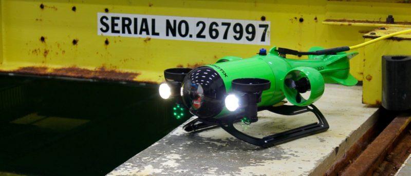 Aquabotix 水中無人機公司擬澳洲 IPO 上市集資 700 萬澳元
