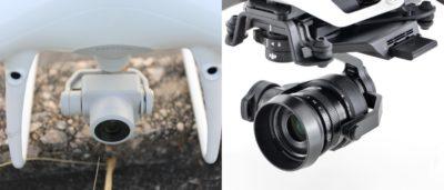 DXOMARK 航拍相機 感光元件 評分 比較