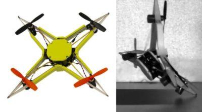 EPFL - 無人機「機械還原」