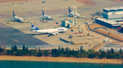 香港國際機場(Yupgi / Shutterstock.com)