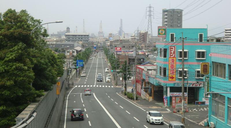 福岡県北九州市小倉北区井堀(Nissy-KITAQ/Wikimedia Commons)
