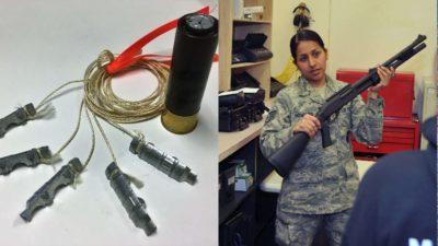 Skynet-net-gun 反無人機