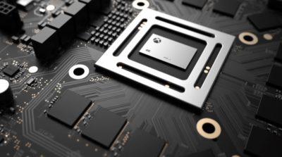 Xbox One•Project Scorpio 支援混合實境