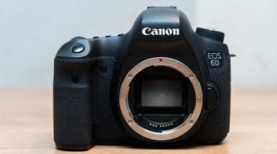 Canon 6D Mark II 網傳 4 月 21 日發表