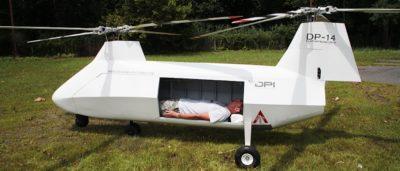 dp-14-hawk 美軍 載人飛行器