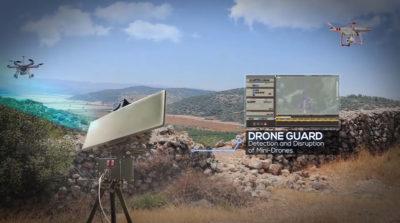 drone-guard 反無人機系統 以色列
