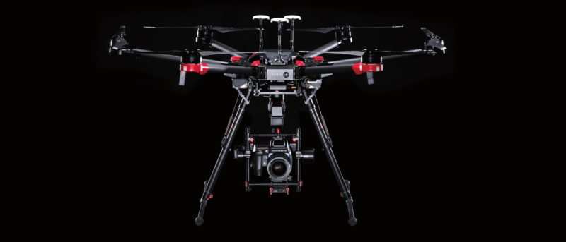 DJI 及 Hasselblad - M600/Ronin-MX/H6D-100c 同綑套件