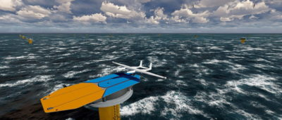 E.ON n Ampyx Power - Airborne Wind Energy System