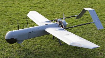 Fenix Group 及 Martin UAV 無人機(飛行手機訊號收發站)