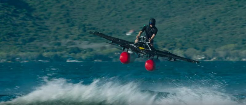 Kitty Hawk Flyer 飛天汽車水上飛行!