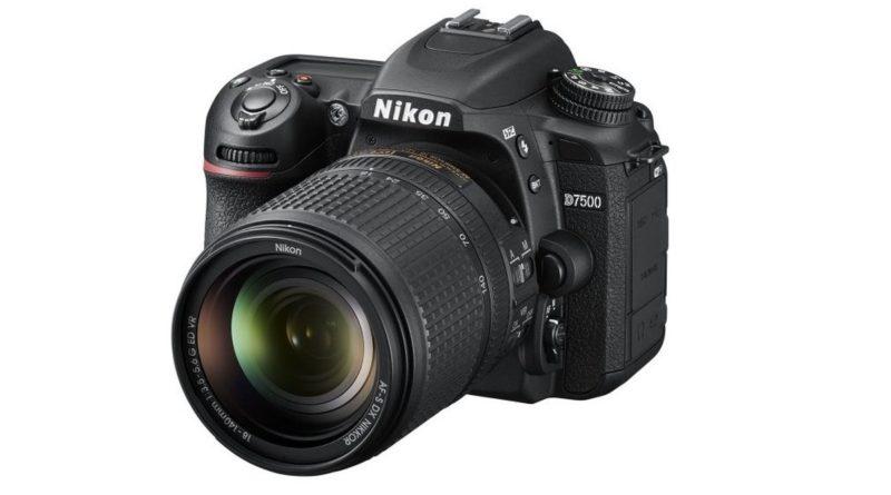Nikon D7500 搭載 D500 同級的 20.9MP 感光元件