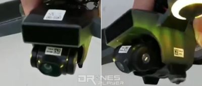 DJI Spark 自拍無人機雙軸雲台操作短片流出