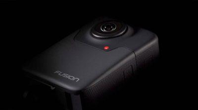 GoPro Fusion 全景攝影機誕生