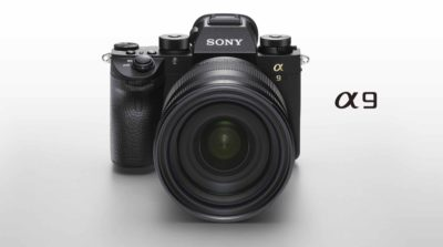 Sony A9 挾 20fps 連拍•693 個對焦點