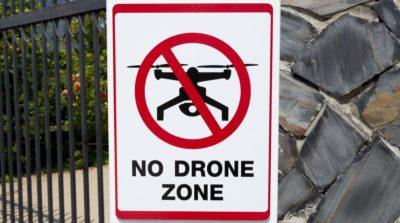 美國 133 個軍事設施全面禁飛無人機
