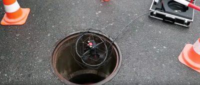 Flyability 無人機範圍擴展器 把訊號帶到地底