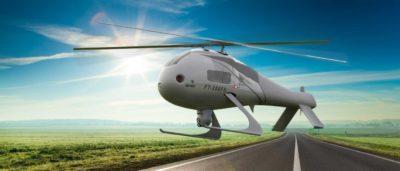 最強無人直升機 FT-200 FH 自動感知避障•識別飛機型號