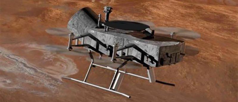 蜻蜓號無人機探索土衛六 另類登月移民計劃起動
