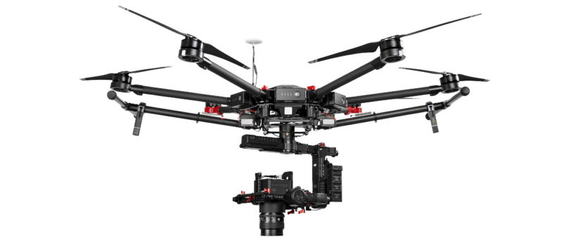 Phase One Industrial 100MP Fully Integrated Drone Solution