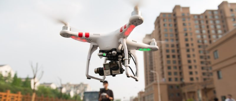 中國 6 月推行無人機實名制