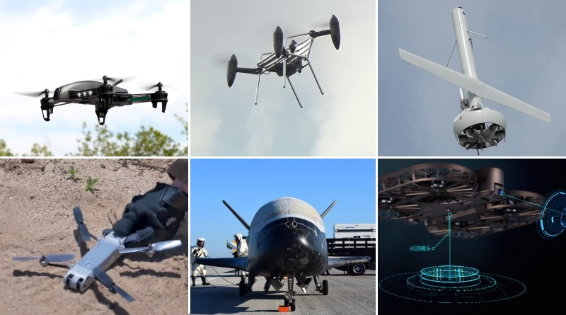 一周熱話:6 台設計超新奇的無人機
