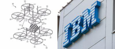 IBM 無人機包裹轉運系統專利曝光
