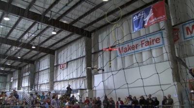 Aerial Sports League - Drone Combat 2015