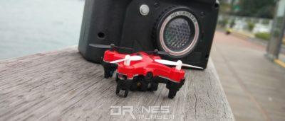 奇趣無人機 DHD D2 玩味評測