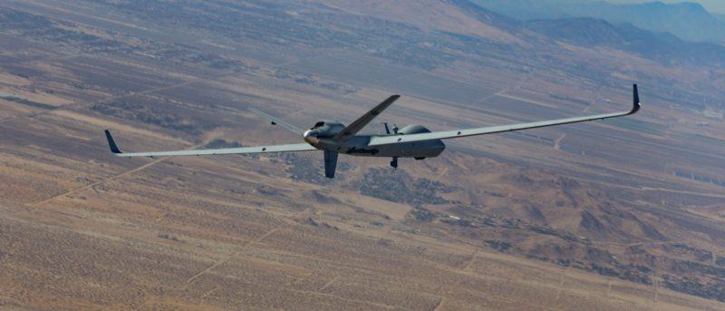 GA-ASI MQ-9B SkyGuardian無人機連續飛行48小時