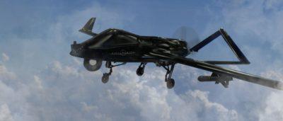 Textron Nightwarden 戰術無人機巴黎航空展強勢登場