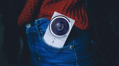 Yi 360 VR 相機袖珍小巧 支援4K拍攝及2.5K直播