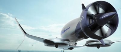 Airbus A-180 醫療無人機時速 194 公里飛行