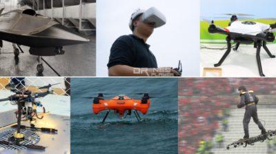一周熱話: 6 個最前衛的無人機功能設計