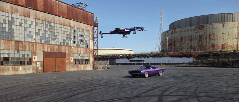 Helico Aerospace - Airdog ADII 跟拍無人機