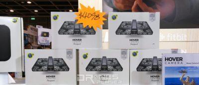 Hover Camera Passport,於香港電腦通訊節 2017