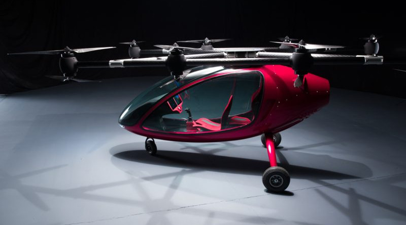 Passenger Drone -Feature image
