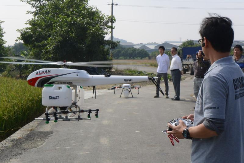 國內無人機廠商技術交流