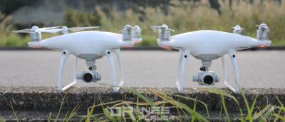 Phantom 4 Pro Phantom 4 比較 評測 航拍機