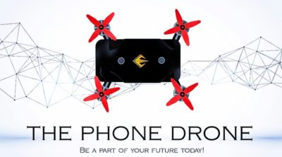 Phone Drone