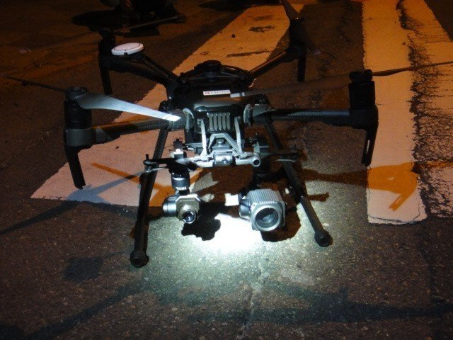 Taiwan Thermal drone