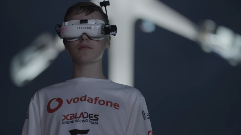 Vodafone XBlades Wingcopter XBR