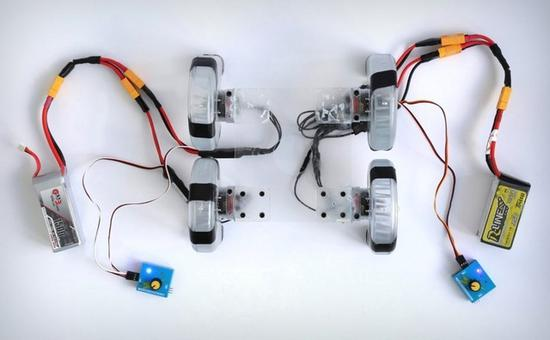 propellerless drone 6